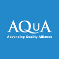 Advancing Quality Alliance (AQuA) logo